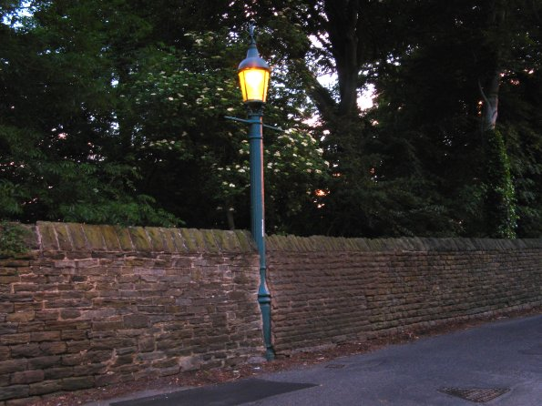 Sheffield's sewer gas lamps get new